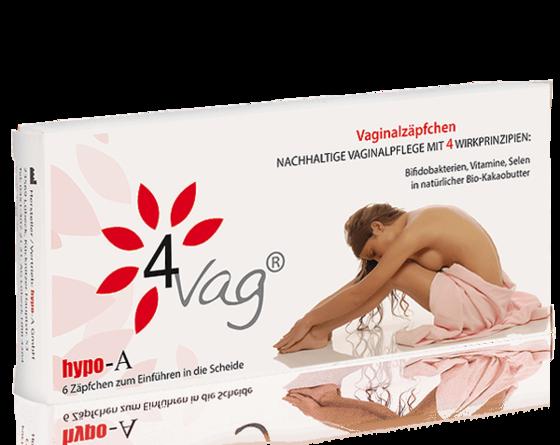 Nachhaltige Vaginalpflege mit 4 Wirkprinzipien